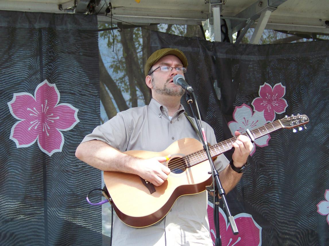 Matthew, Cherry Blossom Festival '14