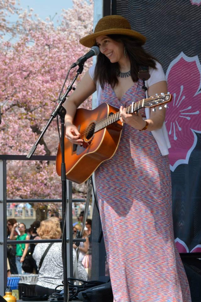 Mercedes, Cherry Blossom Festival '14