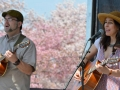 Matthew and Mercedes, Cherry Blossom Festival '14